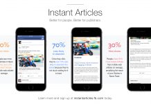 facebook instant articles คือ
